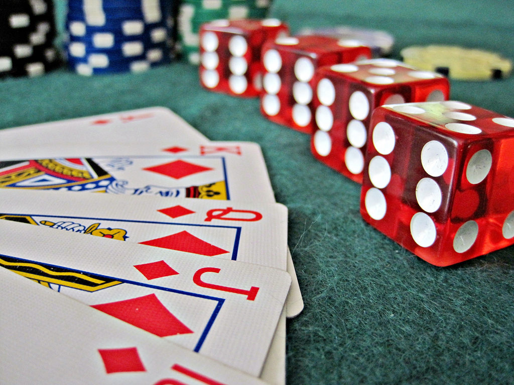 Ten Fb Pages To Observe About Poker