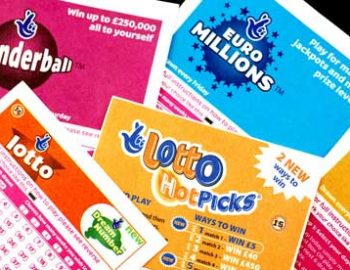 Can I withdraw my lottery winnings online?